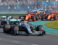 Wolff expects stronger Ferrari threat in Bahrain