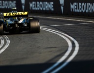 Renault determined to improve on Melbourne showing