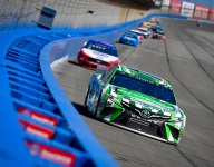 NASCAR encouraged by early performance of new rules package