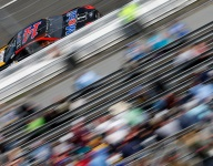 Bowyer frustrated with speeding penalty double