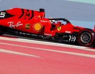 Vettel still not happy with Ferrari pace