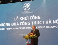 Todt launches Vietnam F1 circuit construction work
