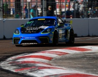 Pumpelly grabs St. Pete GT4 America Sprint pole