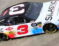Austin Dillon tops again in final Cup practice