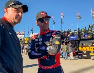 SHR drivers rule first Martinsville practice