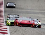R. Ferri Ferrari withstands late challenge in GT Race 2 at COTA