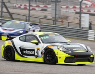 Porsche two for two in COTA GT4 America weekend