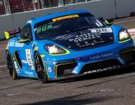 Pumpelly's Porsche fast in St. Pete GT4 Sprint practice