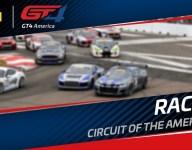 COTA World Challenge Race 2 replays