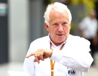 F1 paddock pays tribute to Whiting