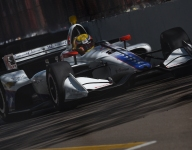 Hanley encouraged after St Pete debut