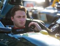 Mazda champion: Flinn Lazier
