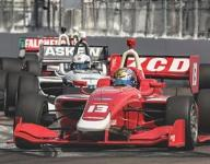 Claman flag to flag in St. Pete Indy Lights Race 1
