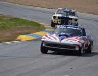 Skinner sets the pace in SVRA VROC practice