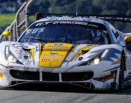 Ferrari and HubAuto claim California 8 Hours victory