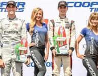 Eves takes advantage and gets a USF2000 sweep