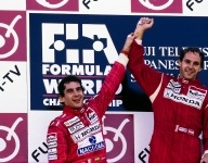 Berger: Hamilton the first driver on Senna's level
