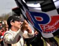 Castroneves looks to defend Mid-Ohio win