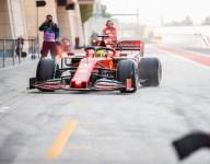"Schumacher reflects on ""astonishing"" first Ferrari test"