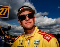 Hunter-Reay joins Mazda for Mid-Ohio