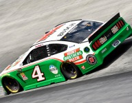 Harvick sent to rear of Bristol field after failing inspection