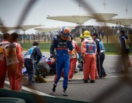 Albon took more emotional than physical hit in FP3 crash
