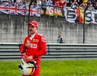 Vettel criticizes media over team order questions
