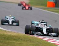 Hamilton eases to China victory as Ferrari calls orders