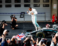 Hamilton credits change in driving style for China turnaround