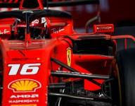 Leclerc defends Baku strategy