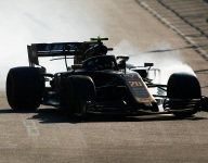 Steiner frustrations grow over tire influence in F1
