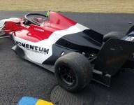 Holbrook joins Momentum Motorsports for F3 Americas opener