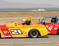 Racing and weather stay hot in Sunday's Buttonwillow Super Tour