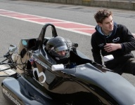 Aaron Jeansonne: Back racing again in British FF
