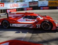 Nasr quickest in opening IMSA Long Beach practice