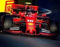 Ferrari leads into Baku qualifying