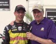 VIDEO: Barber IndyCar qualifying report