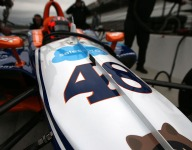 The Day At Indy, April 24, with JR Hildebrand