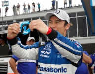 Sato leads Team RLL sweep of Barber qualifying