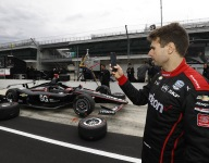 Indy 500 Open Test live stream
