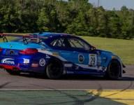 McAleer/Raphael win contentious SprintX overall podium Saturday