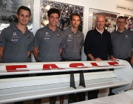 Mazda pays tribute to AAR Daytona record