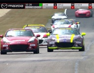 Global MX-5 Cup Barber race replays
