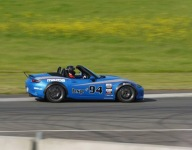 Ron Bauer on autocross, track days and time trials with Mazda