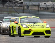 Porsche's new GT racers for SRO America build upon success