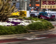 Mazda comes home fourth in Long Beach