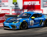 Pumpelly finds a home in GT4 America Sprint racing