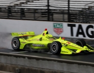 Pagenaud channels hero Senna for Indy GP win