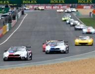 BMW confirms GTE Pro line-ups for Le Mans