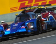 Sirotkin, SMP lead first Spa practice